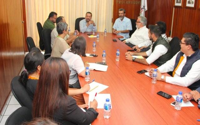 Gobierno federal enviará equipo a Colima por hallazgo de 49 fosas - Foto de Twitter