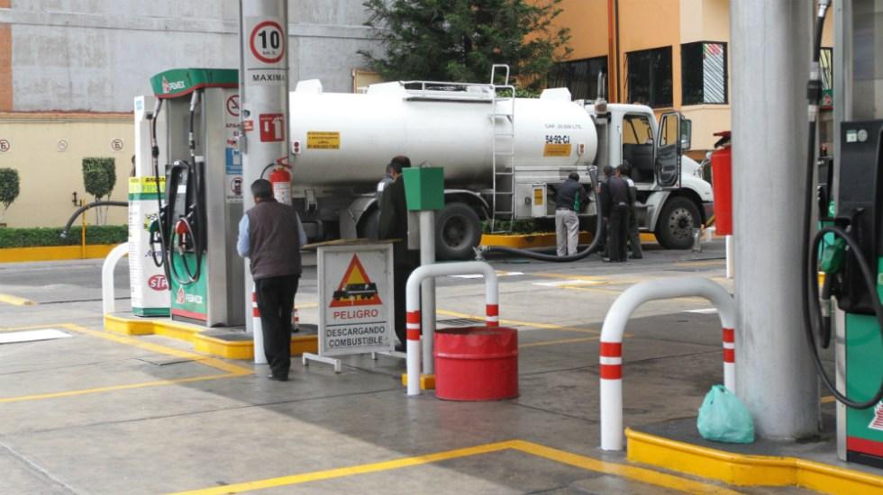 Gasolineros sufren secuestros y extorsiones para comprar gasolina robada: ONEXPO - Foto de Notimex