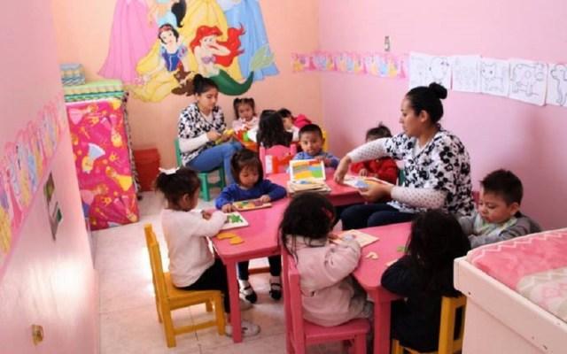 Gobierno Federal revisará términos de amparo a estancias infantiles - Estancia infantil. Foto de Miled Hidalgo