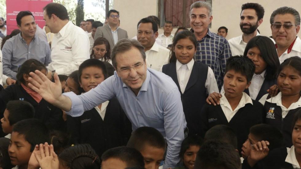 Evaluaciones docentes de 2019 quedarán sin efecto: Moctezuma Barragán - Foto de Notimex