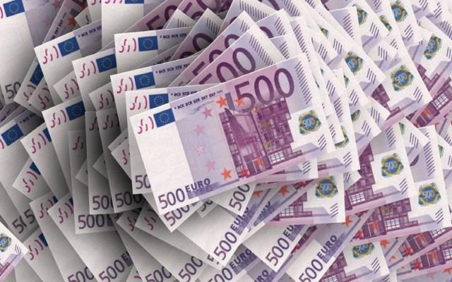 UE anuncia fondo de 100 mil mde para ayudar a países afectados por COVID-19 - Euros. Foto de Internet