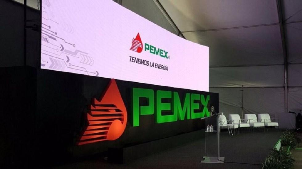 Bonos de Pemex caen tras anuncio de plan de rescate - Evento de Pemex. Foto de @Pemex