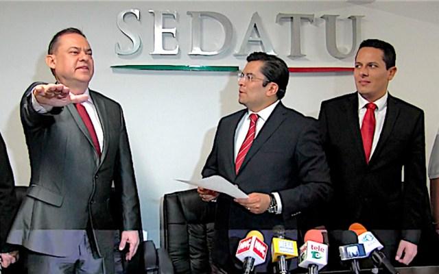 Detienen a cuatro ex funcionarios de Nayarit por peculado - Federico Gutiérrez Villalobos. Foto Especial