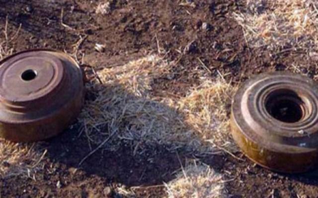 Mueren 24 personas al explotar mina enterrada en Siria - explosion de mina en siria deja más de 20 muertos