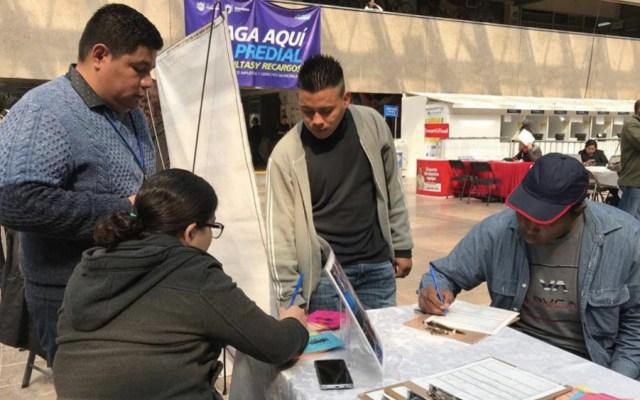 Ofertan 700 empleos a migrantes en Tijuana - Foto de @fronterainfo