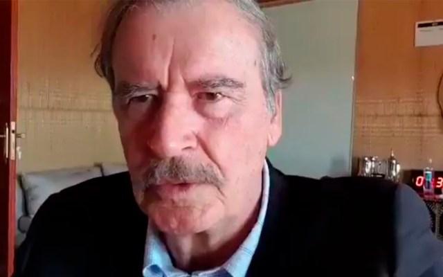 """Fox afirma que docentes violentos de la CNTE """"son votantes de AMLO"""" - fox lópez obrador"""