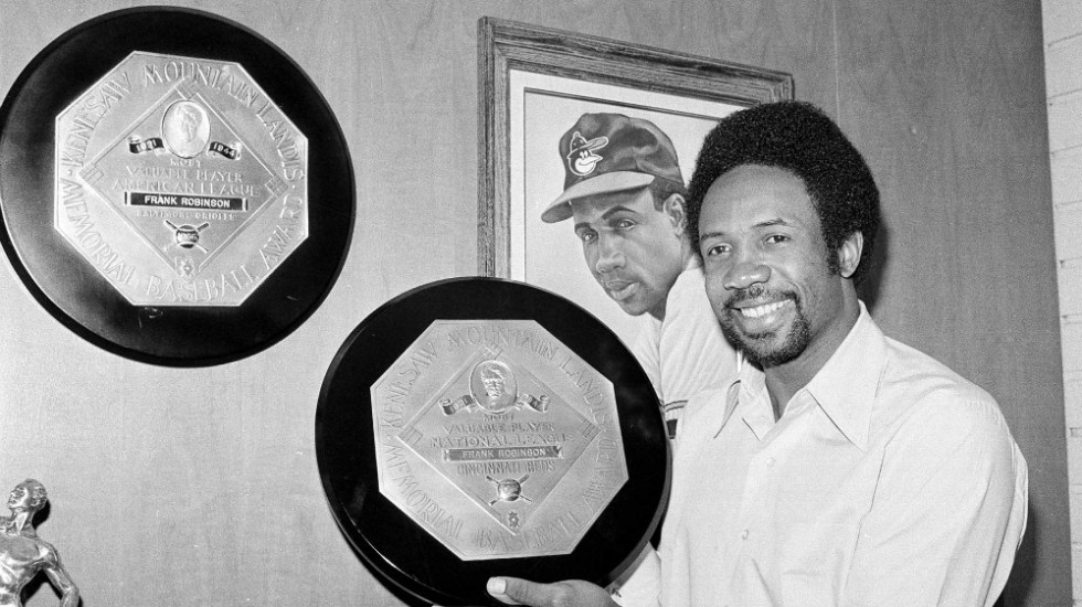 Muere Frank Robinson, primer manager de raza negra en MLB - Foto de MLB