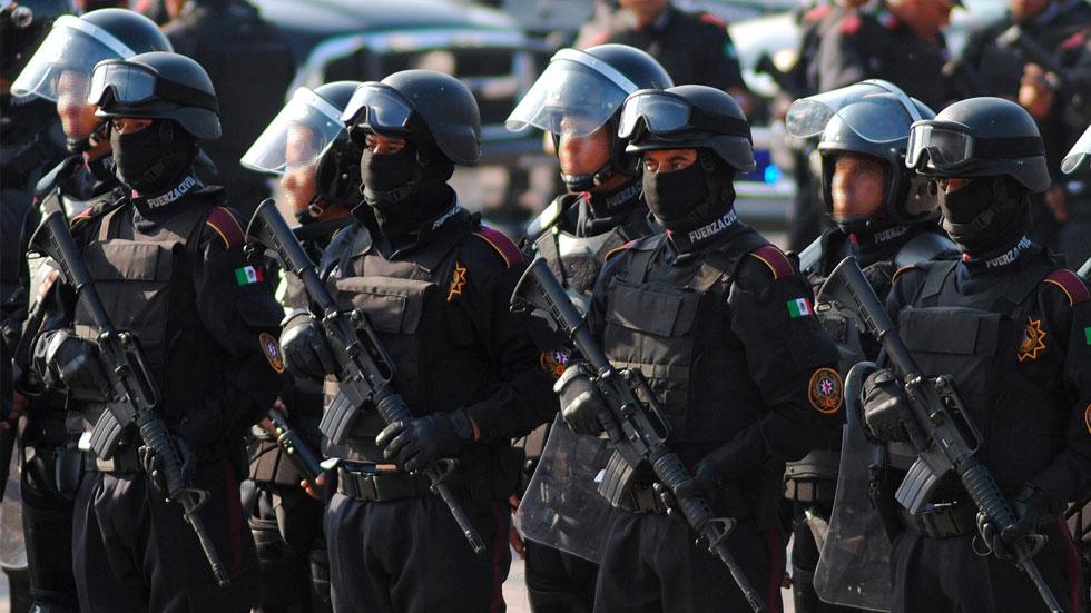 Fuerza Civil toma el control de la seguridad en San Pedro Garza García - Foto de Posta