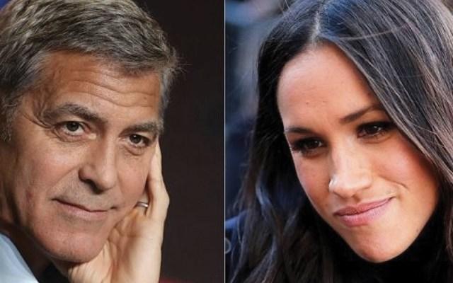 George Clooney compara a Meghan Markle con la princesa Diana - Foto de Daily News