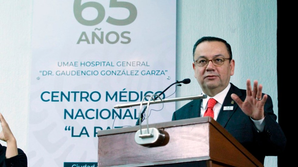 Germán Martínez solicita reincorporación al Senado - Germán Martínez carta Senado