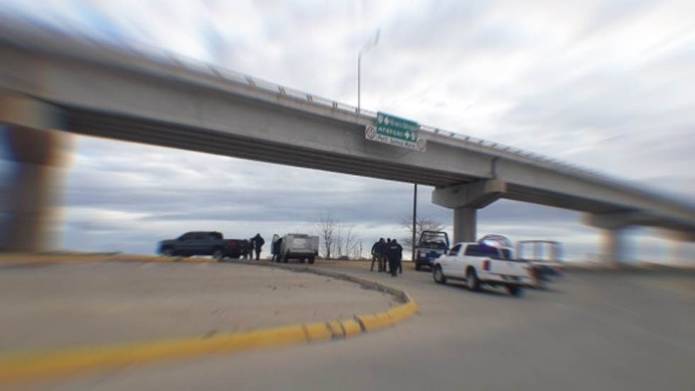 Jornada violenta deja 14 muertos en Chihuahua - Foto de Twitter