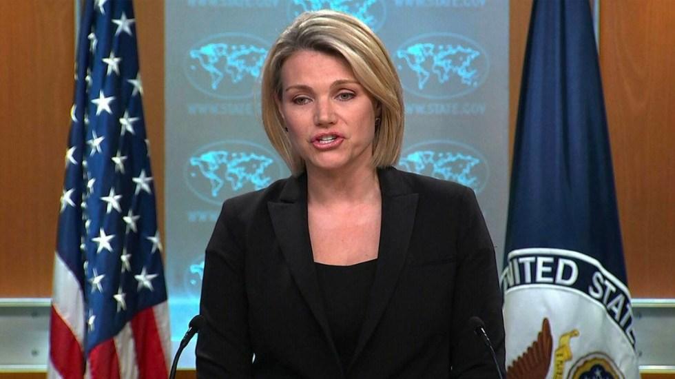 Heather Nauert renuncia a ser embajadora de EE.UU. ante la ONU - Foto de News4Jack