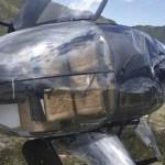 #Video Helicóptero realiza aterrizaje de emergencia en Argentina