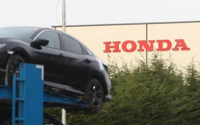 Honda cerrará planta automotriz en Reino Unido por Brexit - Foto de AP
