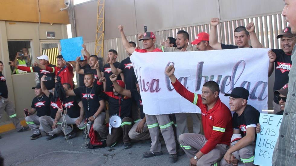 Suspende Coca-cola operaciones en Matamoros