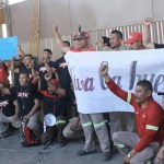 Estalla huelga en embotelladora de Coca-Cola en Matamoros