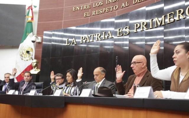 Instalan comisión para esclarecer accidente aéreo en Puebla - Instalación de la Comisión Especial para investigar accidente en el que murieron los Moreno Valle. Foto de Senado de la República