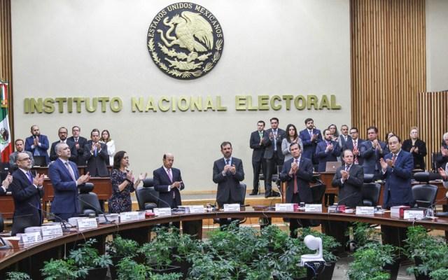 INE asume organización de elección extraordinaria en Puebla - Foto de Notimex
