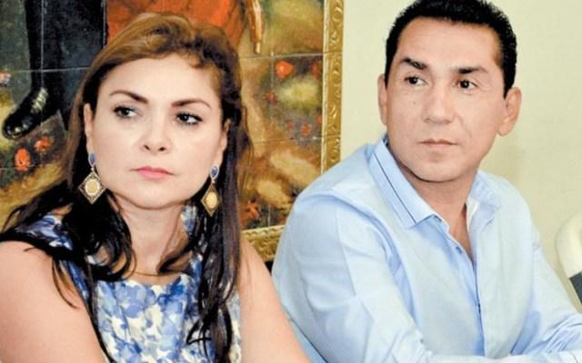 Dejan sin efecto auto de formal prisión contra María de los Ángeles Pineda, esposa de José Luis Abarca - Foto de Milenio