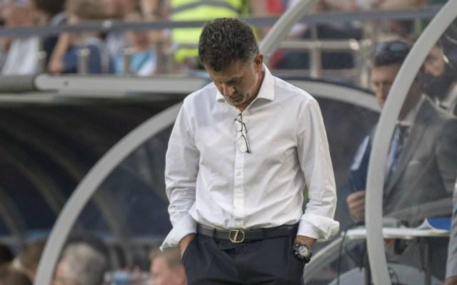 Acusan de corrupción al técnico colombiano Juan Carlos Osorio - Foto de Mexsport