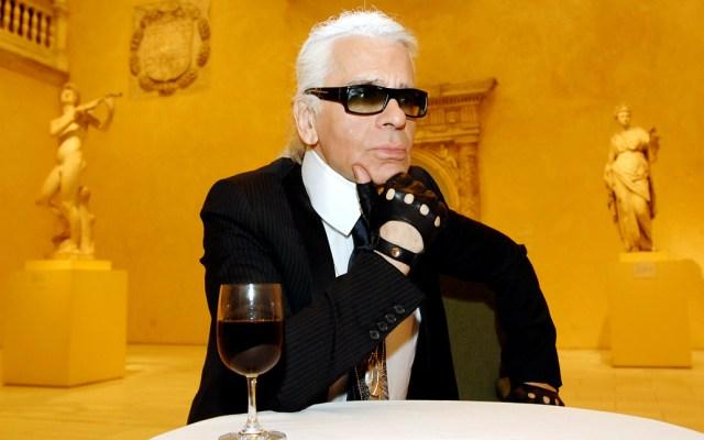 Incineran cuerpo de Karl Lagerfeld - Foto de AFP