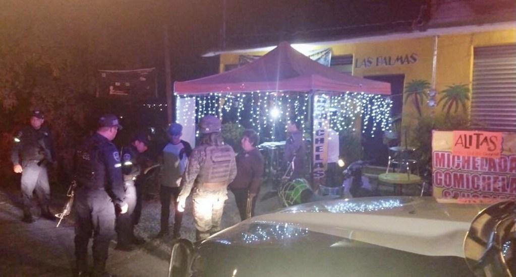 Ataque armado contra bar deja al menos siete muertos en Morelos - Foto de Diario de Morelos