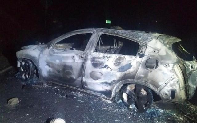 Pobladores queman a cuatro presuntos secuestradores en Veracruz - Foto de Milenio