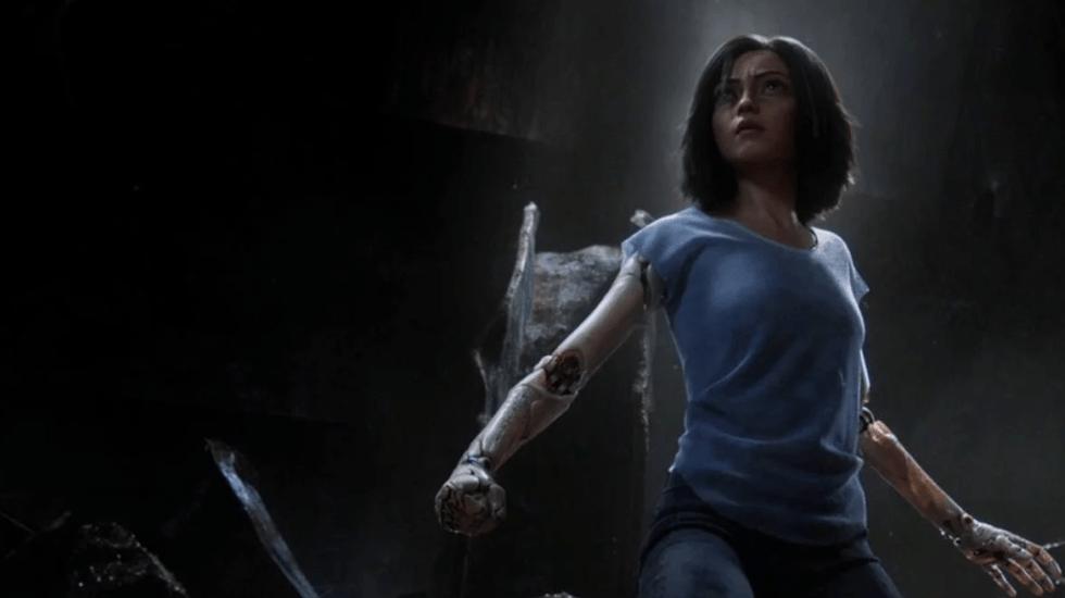 'Battle Angel: la última guerrera' lidera la taquilla este fin de semana - Foto de internet