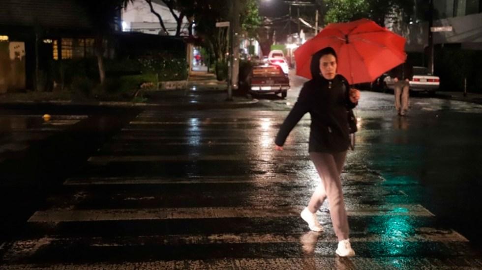 Prevén lluvias en el noreste y oriente del país - Foto de Notimex
