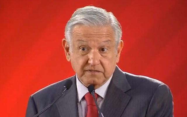 """López Obrador resalta """"buen nivel"""" de nominadas a ministra de la Corte - Presidente de México. Captura de pantalla"""