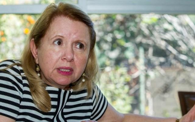 Loretta Ortiz rechaza conflicto de interés con su esposo fiscal - Foto de Notimex