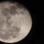 La Súper Luna más brillante de 2019 - Foto de Twitter Claudia Sheinbaum