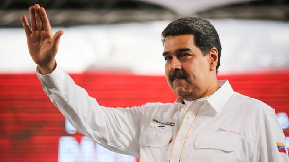 Maduro cerrará frontera terrestre con Brasil - Nicolás Maduro. Foto de @NicolasMaduro