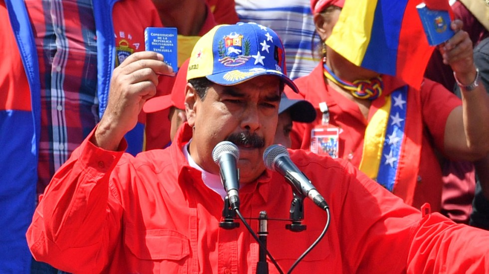 """Salida de Maduro sería el único """"final feliz"""": Consejero de la Casa Blanca - Foto de AFP"""