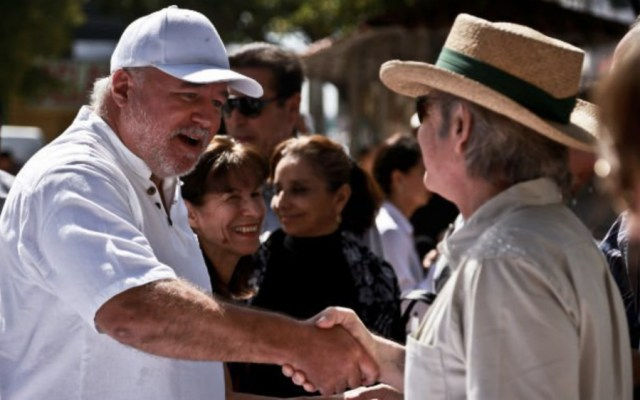 Anuncia Manuel Clouthier Carrillo su retiro de la vida política - Foto de @ClouthierManuel