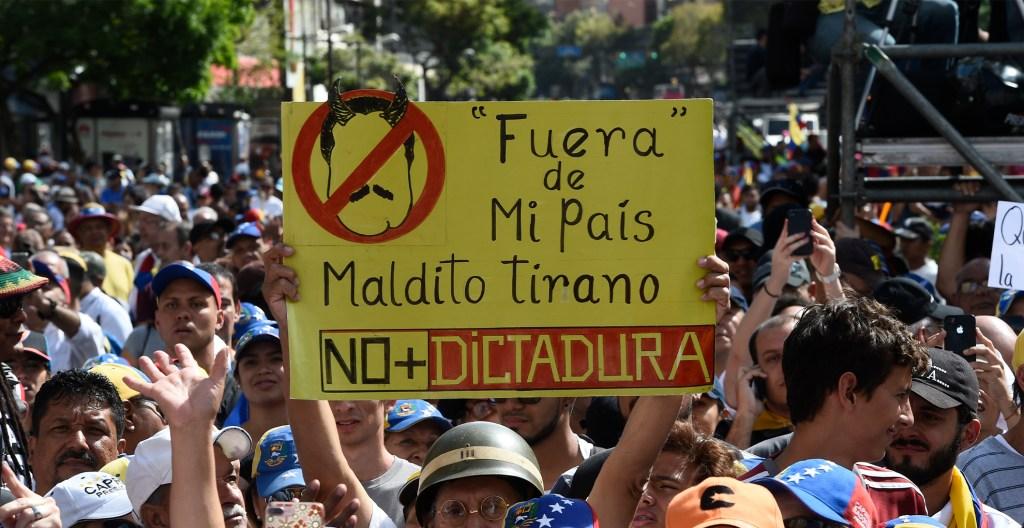 Arzobispo advierte politización de la crisis humanitaria en Venezuela - Martes de marchas en Venezuela