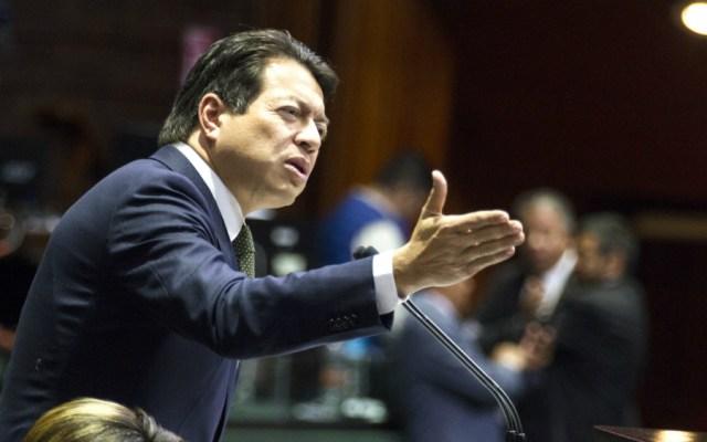 O vamos con la nueva reforma o nos quedamos con la de EPN: Delgado - Foto de Notimex