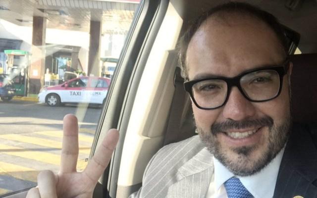 PRD inicia proceso para expulsar a Mauricio Toledo - Foto de @mauriciotoledog