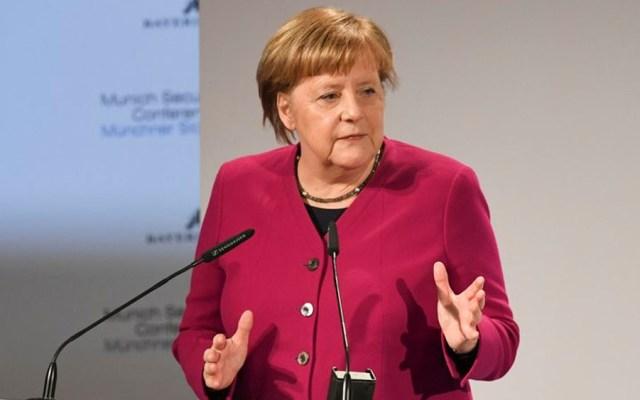 Retirada de EE.UU. de Siria puede reforzar a Rusia e Irán: Merkel - Foto de AP