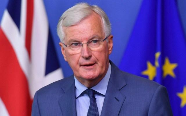 UE no reabrirá negociación por el Brexit: negociador - Michel Barnier, negociador de la Unión Europea. Foto de Internet