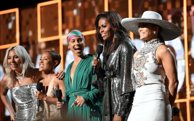 La edición 61 del Grammy - Foto de AFP