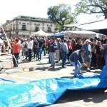 CNTE concluye conflicto magisterial en Michoacán - La CNTE determinó concluir el conflicto magisterial en Michoacán. Foto de @PerodicoLaRepb