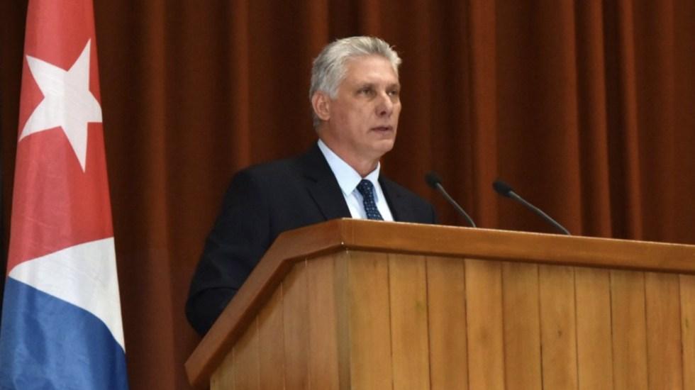 Díaz-Canel, elegido líder del Partido Comunista de Cuba - Miguel Diaz-Canel Cuba