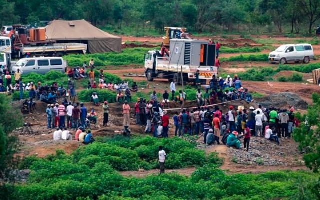 Al menos 60 muertos en minas abandonadas en Zimbabue - Foto de AFP