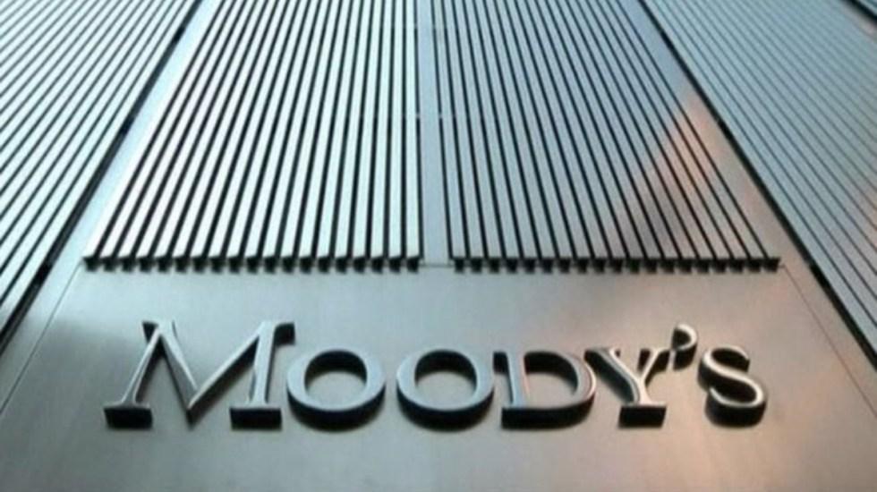 Moody's reduce expectativa de crecimiento de México - moody's advierte crecimiento méxico