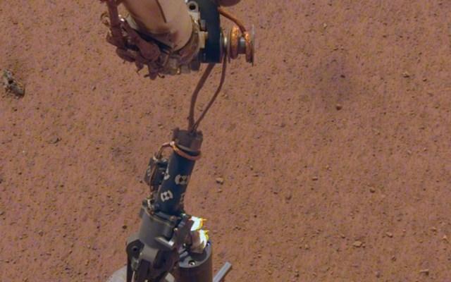 La NASA confirmó la colocación exitosa de su sonda de calor en la superficie de Marte - Foto de NASA