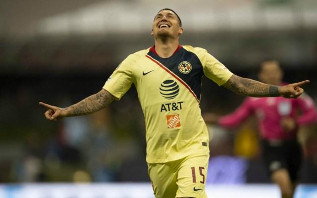 América venció 3-0 a Lobos BUAP con doblete de Castillo - Foto de Mexsport
