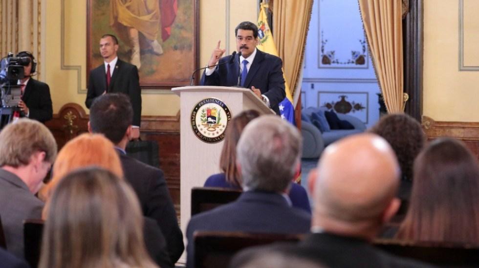 """Senador de EE.UU. augura lo """"peor"""" para Maduro si no deja el poder - Foto de @NicolasMaduro"""