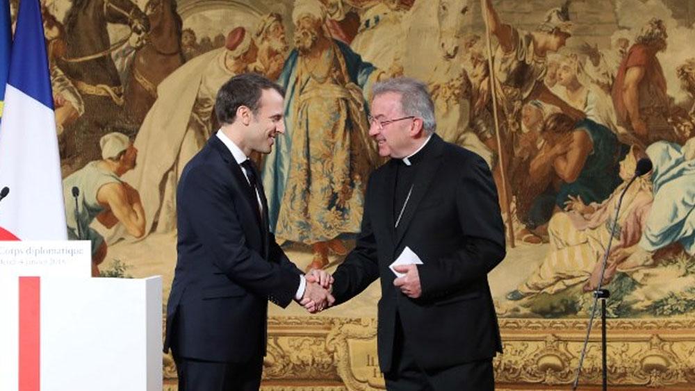 Investigan a nuncio apostólico en Francia por presunta agresión sexual - Foto de AFP