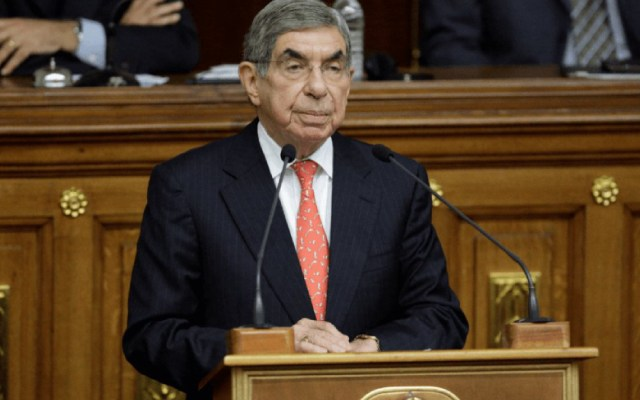 Suman tres denuncias por acoso sexual contra Óscar Arias - nueva denuncia contra Óscar Arias